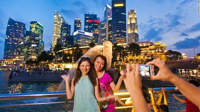 Du lich Singapore 1