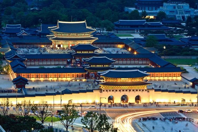 Kham pha Gyeongbokgung