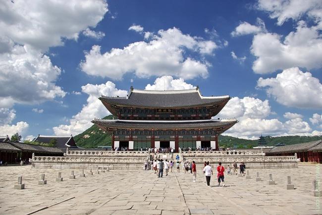 Kham pha Gyeongbokgung 1