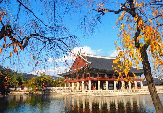 Kham pha Gyeongbokgung 2