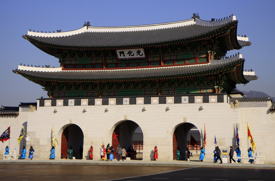 Kham pha Gyeongbokgung 3