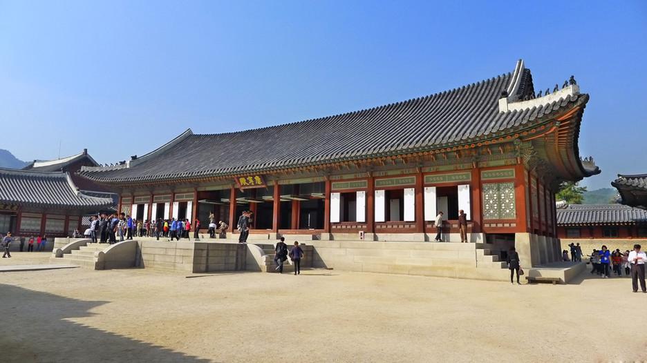 Kham pha Gyeongbokgung 4