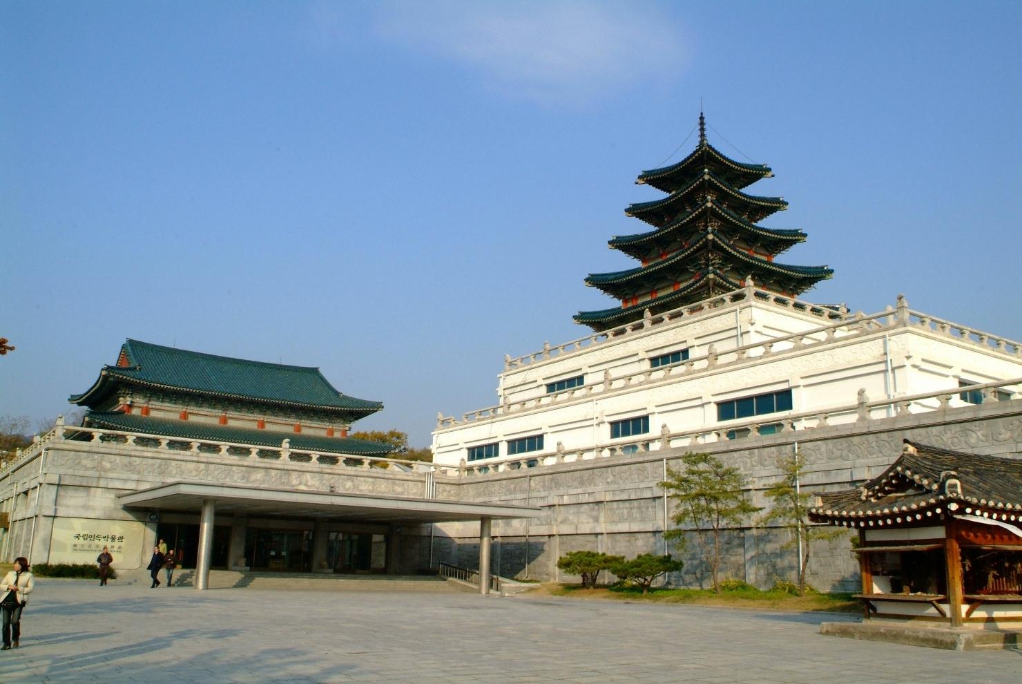Kham pha Gyeongbokgung 7