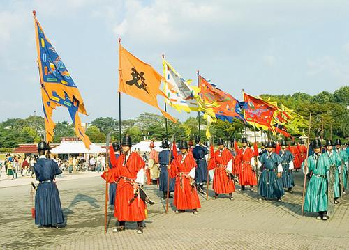 Kham pha Gyeongbokgung 8