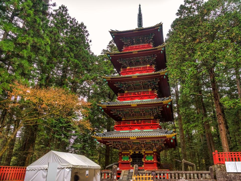 Nikko Toshogu 6