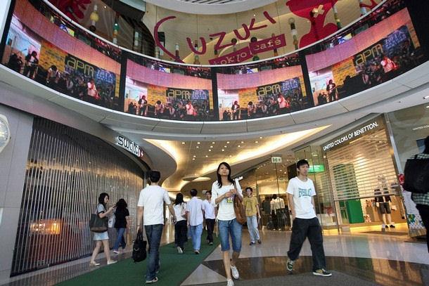 HongKong Shopping Mall