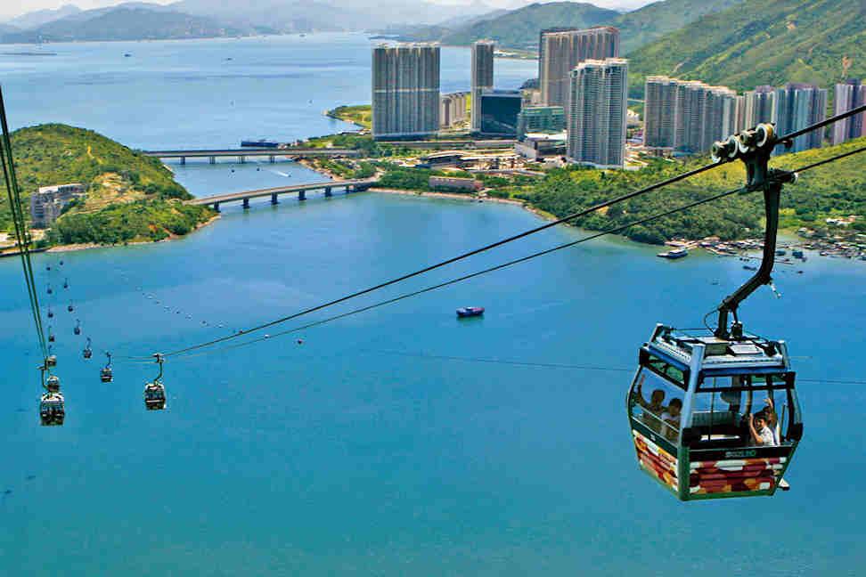 Ngong Ping 360 HK