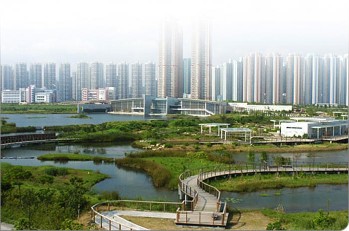 hongkong wetland park