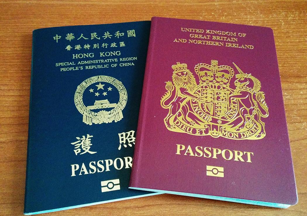 visa in hongkong