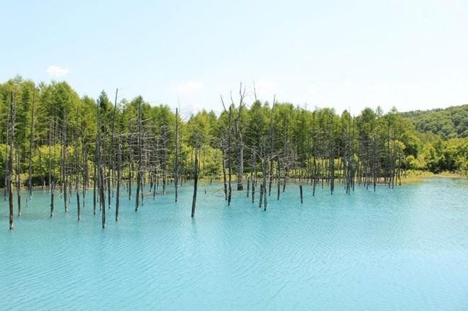 Blue Pond 4
