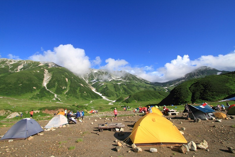 Tateyama Kurobe Alpine 7