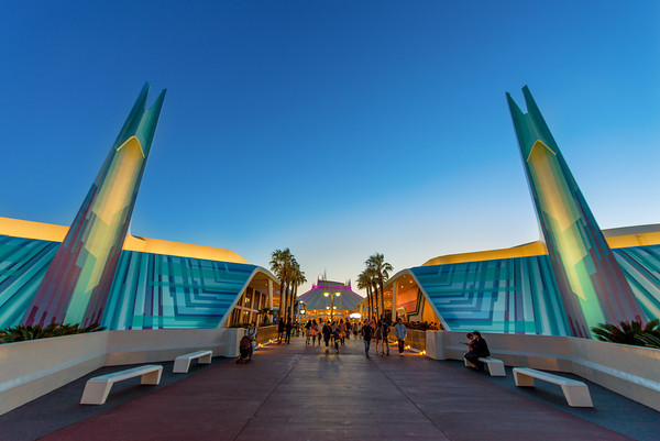 Tomorrowland Tokyo Disneyland