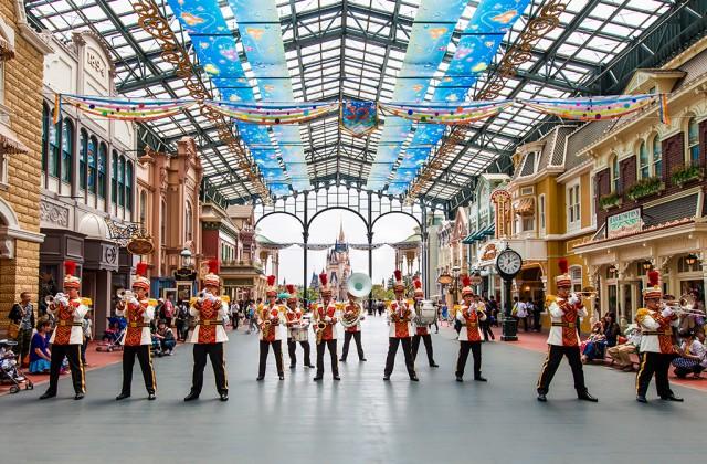 World Bazaar Tokyo Disneyland