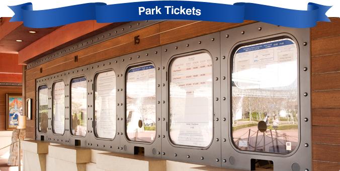 disneyland ticket gate