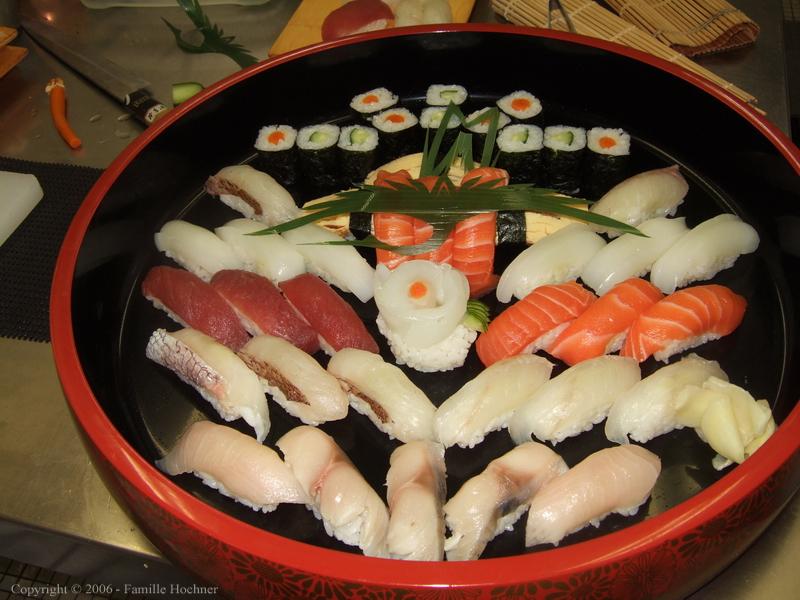 sushizume