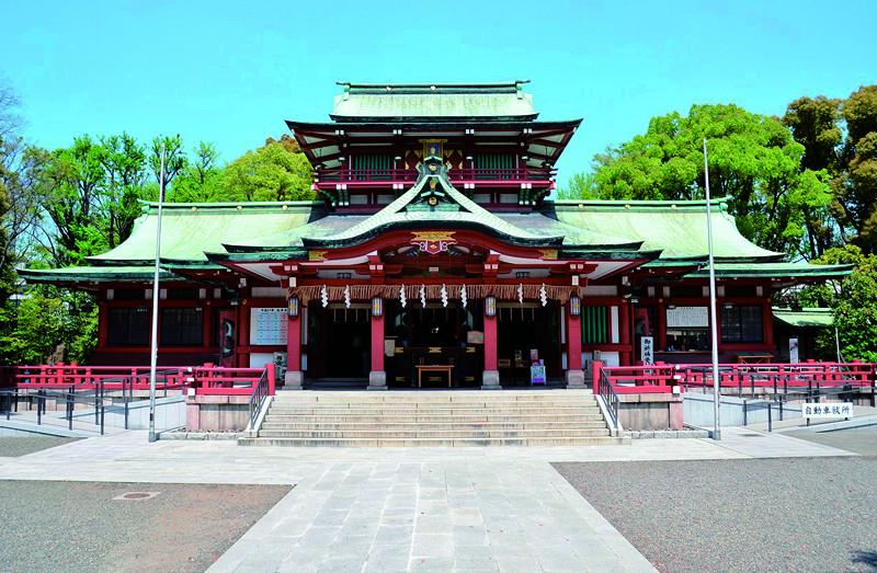Tomioka Hachimangu 9