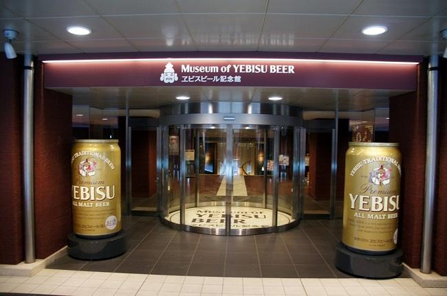 bao tang bia Yebisu 1