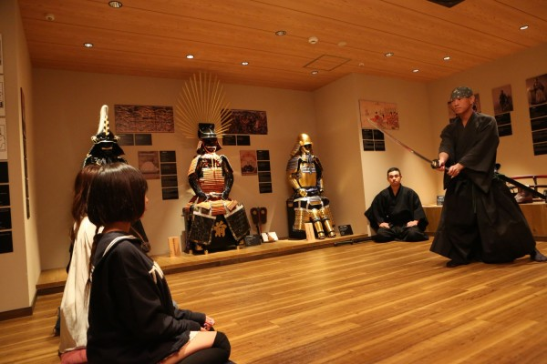 bao tang samurai 3