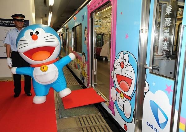 doan tau Odakyu F Train 1