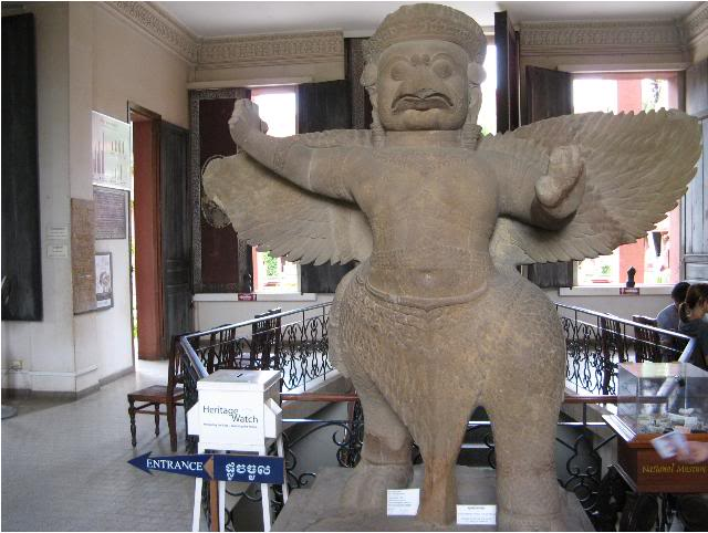 Bao tang Quoc gia Campuchia 3