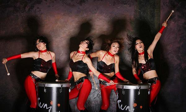 Drum Cat Show 3