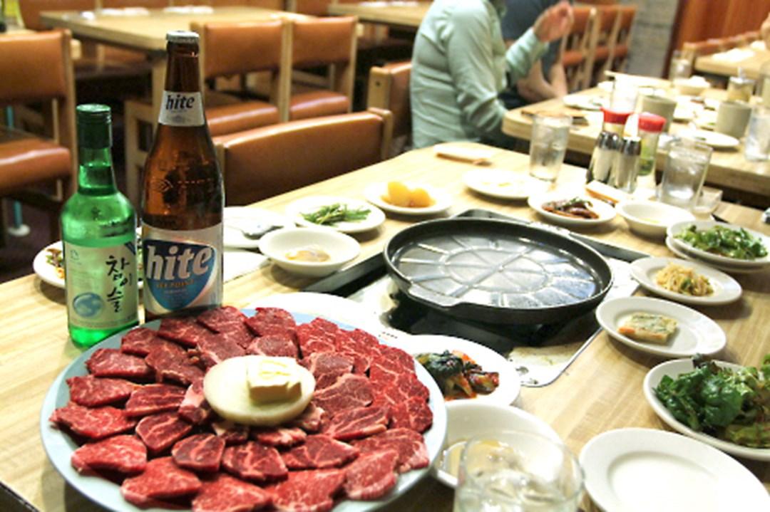 Incheon Won BBQ House