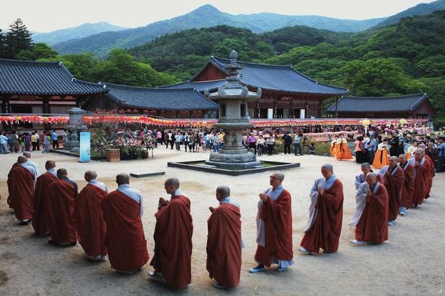 Hwaeomsa Temple 6