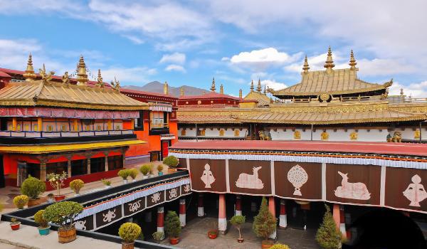 Jokhang tempel 2