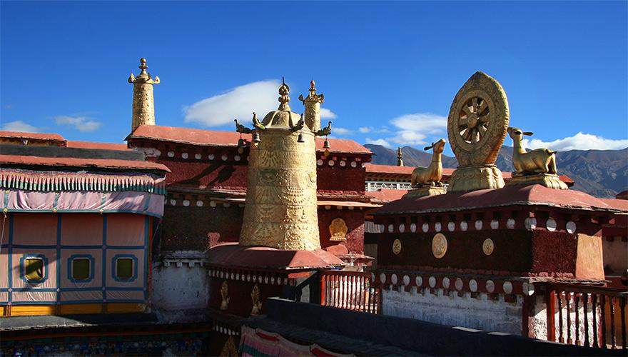 Jokhang tempel 4
