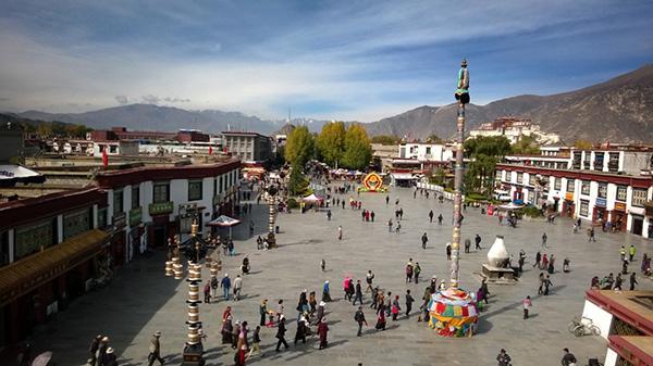 Jokhang tempel 7