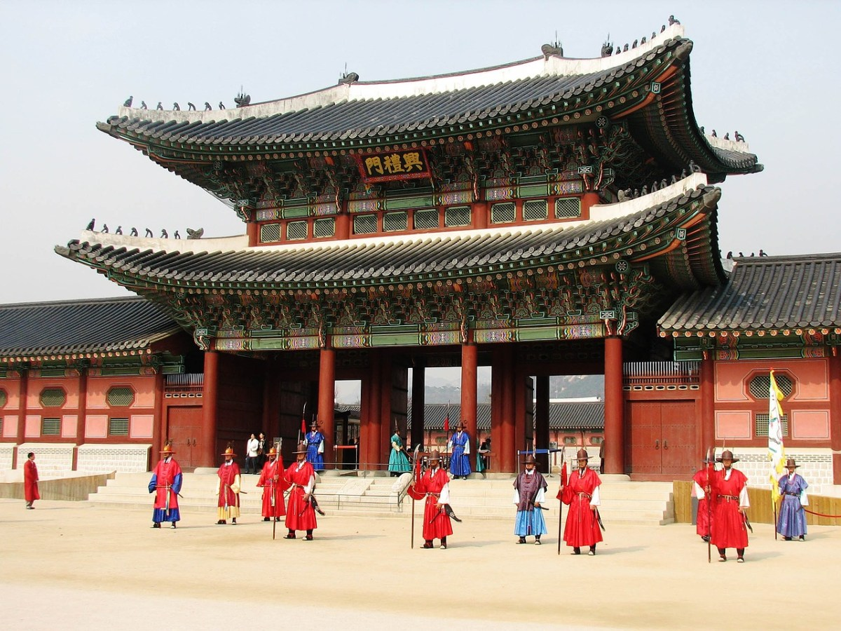 Ngày 3: Seoul - City Tour ( Ăn Ba Bữa)