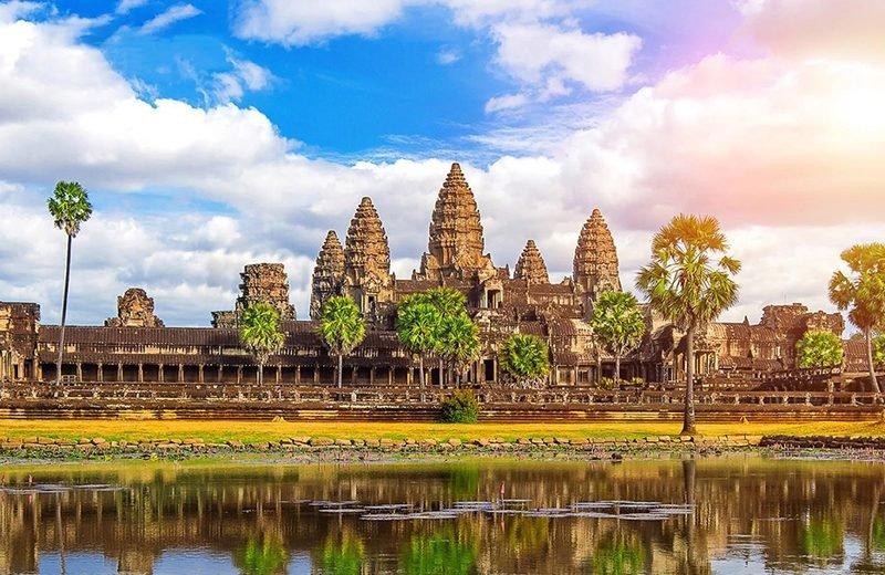 Tour Campuchia: Sieam Reap - Angkor - Phnom Penh